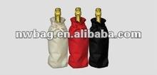 2012 cotton wine drawstring bag