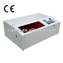 Desktop laser stamp rubber engraving and cutting machine