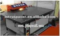 insulating glass single side hot press machine