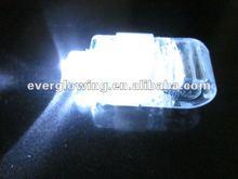 4 Color LED Bright flashing Finger Ring Lights