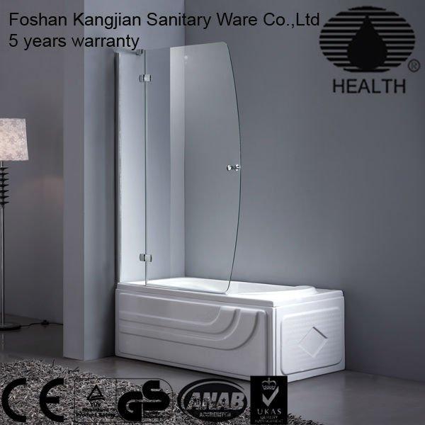 doccia schermi in vetro per vasca da bagno jk118 stanza da bagno id