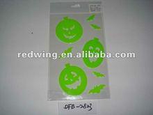 Halloween Gel Sticker/pumpkin design