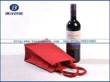 food packaging wine bottle bag