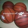 PU TPVC TPU Rubber basketball