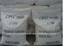 chlorinated polyvinylchloride resin