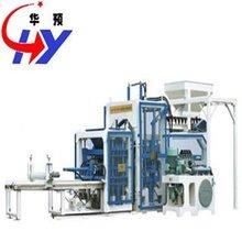 HY-QT8-15 brick machine for myanmar