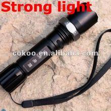 Newest rechargeable 5 watt led flashlight