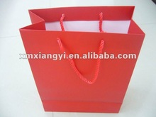 art paper bags with cotton rope