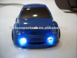 minni promo shining USB car gift