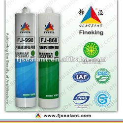Neutral stone Silicone Sealant spray insulation