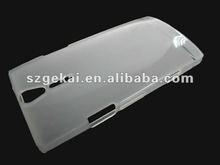tpu case for Sony Xperia NX/S/LT26i(so-02d)