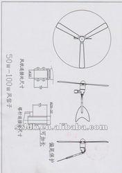 wind turbine new type 50w-1000w Green Elec. 2012 hot sell