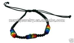 GAY LESBIAN PRIDE RAINBOW FRIENDSHIP BRACELET.jpg 250x250 Enjoy chic and unique bracelets in affordable price