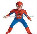 Spiderman boy's de carnaval fiesta de disfraces