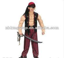 2012 New Pirate Boy's Halloween Costume