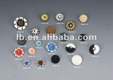 fabric cover button