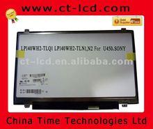 "LP140WH2(TL)(B1) New 14.0"" Glossy WXGA HD Slim LED LCD Screen LP140WH2-TLQ1"