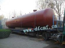 fábrica de productos químicos de los tanques de almacenaje del LPG del acero de carbón 45CBM