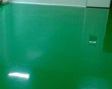 Waterborne epoxy floor paint