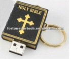 Portable Holy Bible shape usb flash drive memory