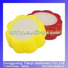Sponge cylinder financial Cotton shape