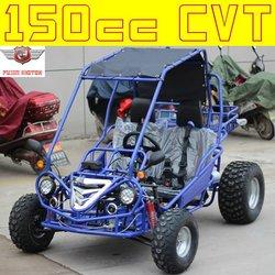 150cc Automatic CVT adult pedal go kart beach sand dune buggy