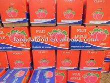 high quality yantai local fuji apple