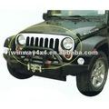 parrilla delantera para el jeep wrangler jk billete de guardia