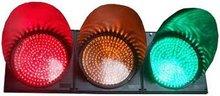 300mm led traffic light full screen