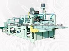 DFHC-FG-02 Series semi-auto carton folder gluer machine