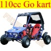 110cc kids beach sand dune buggy pedal two seat go carts karts