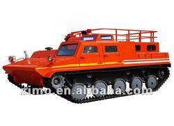 All-terrain Fire Fighting Truck