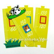 Eva foam home wall children growth ruler
