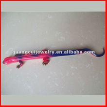 fashion lizard new plastic ball pen