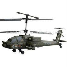 U10 2.4 G 3.5CH rc helicóptero Apache