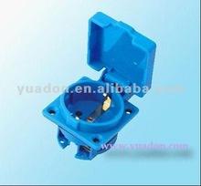 Swiss market 2012 waterproof safety bule PC housing material