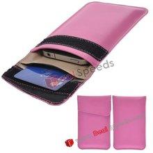 Handset Function Bag, with Anti-radiation/Anti-degaussing/No Signal Black ,Pink