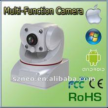 2012 New NIP-18 Wireless IR indoor ip network camera(factory price)