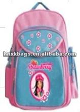 strawberry school bag