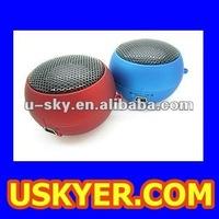No.1 X Mini Speaker Factory - Capsule Speaker Hamburger Speaker MP3 MP4 Speaker Hamburger Portable Speaker with Great Sound