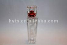 custom made glass spray perfume bottle