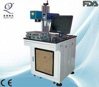Electronic component Fiber laser engraving machine