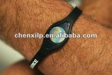 negative ion bracelet,2012 energy bracelet ,OEM customized band