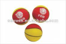 6.3CM PU foam stress basketball(polyurethane)