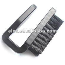 Antistatic brush hard or soft bristle