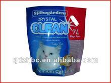 2012 your cute pet cat litter packaging bag