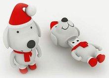 oem gift cartoon usb flash memory driver