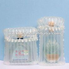 Wine bottle column air bag,column air cushion