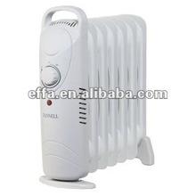 700W Portable Mini Oil Filled Electric Radiator Heater