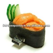 custom food shaped USB flash drive